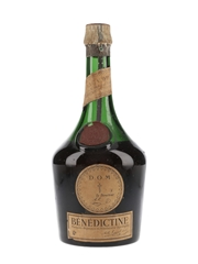 Benedictine DOM Bottled 1950s-1960s 75cl / 43%