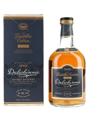 Dalwhinnie 1985 Distillers Edition Bottled 2001 70cl / 43%