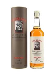 Aberlour Glenlivet 12 Year Old Bottled 1980s 75cl / 40%
