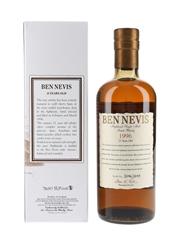 Ben Nevis 1996 21 Year Old Bottled 2018 - La Maison Du Whisky 70cl / 55.5%