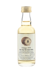 Bruichladdich 1979 16 Year Old Bottled 1995 - Signatory Vintage 5cl / 43%