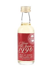 Arran 1996 1 Year Old Spirit  5cl / 61.5%