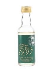 Arran 1997 2 Year Old Spirit  5cl / 60%