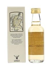 Arran 1998 Connoisseurs Choice Bottled 2000s - Gordon & MacPhail 5cl / 43%