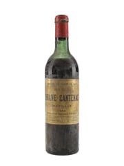 Chateau Brane Cantenac 1966 Margaux 75cl