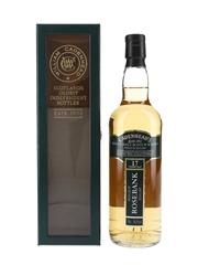Rosebank 1989 17 Year Old Bottled 2006 - Cadenhead's 70cl / 54.2%
