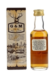 Bruichladdich 1966 Cask Strength Bottled 1996 - Gordon & MacPhail 5cl / 52.8%