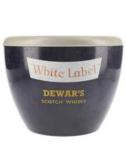 Dewar's White Label Ice Bucket