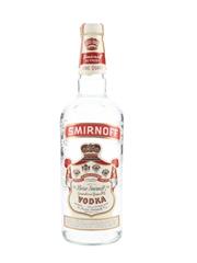 Smirnoff Red Label Bottled 1970s - Hartford, USA 94.6cl / 40%