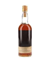 Macallan Glenlivet 1940 37 Year Old Bottled 1970s - Pinerolo 75cl / 43%