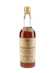 Macallan 1961 Campbell, Hope & King Bottled 1970s - Rinaldi 75cl / 46%