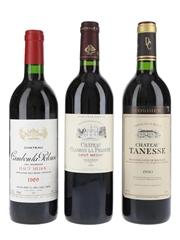 Assorted Bordeaux Wines