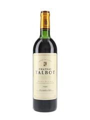 Chateau Talbot 1986 Grand Cru Classe - Saint Julien 75cl / 12.5%