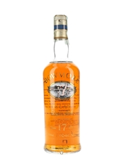 Bowmore 17 Year Old Bottled 1990s - Malaysia 75cl / 43%