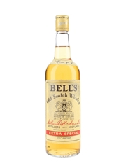 Bell's Extra Special Bottled 1970s - Queen's Silver Jubilee 75.7cl / 40%