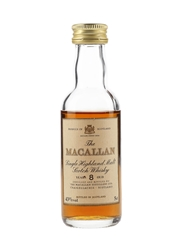 Macallan 8 Year Old