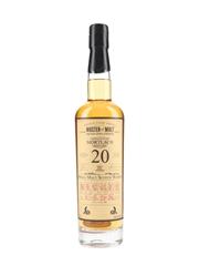 Mortlach 1997 20 Year Old Bottled 2017 - Master Of Malt 70cl / 54.5%