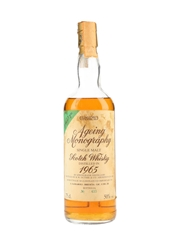 Springbank 1965 23 Year Old Ageing Monography