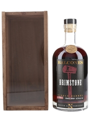Balcones Brimstone 2014 PX Sherry Cask Finished Bottled 2018 - 10th Anniversary 70cl / 62.2%