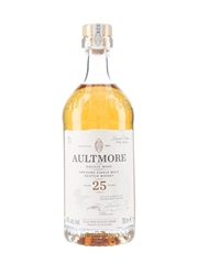 Aultmore 25 Year Old  70cl / 46%