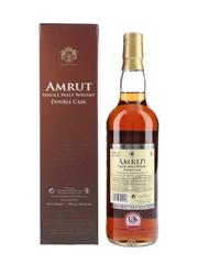 Amrut 2012 Double Cask Bottled 2017 70cl / 46%
