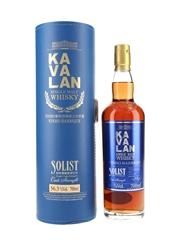 Kavalan Solist Vinho Barrique Distilled 2012, Bottled 2017 70cl / 56.3%