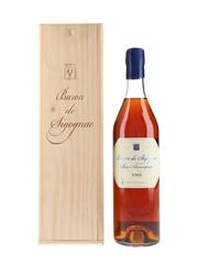 Baron De Sigognac 1965 Bas Armagnac Bottled 2015 70cl / 40%