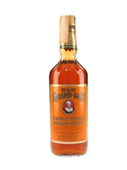 Old Grand Dad Bottled 1980s - Wax & Vitale 75cl / 40%