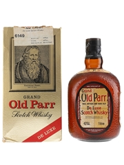 Grand Old Parr De Luxe