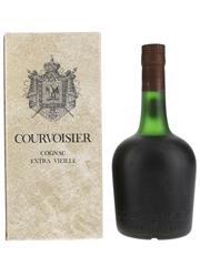 Courvoisier Extra Vieille Cognac Bottled 1960s 75cl / 40%