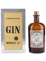 Monkey 47 Gin Distiller's Cut 2018 50cl / 47%