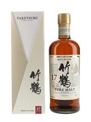 Taketsuru Pure Malt 17 Year Old Nikka 70cl / 43%