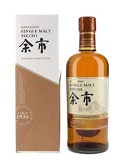 Nikka Yoichi Bourbon Wood Finish Bottled 2018 70cl / 46%