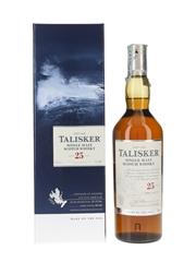 Talisker 25 Year Old Bottled 2018 70cl / 45.8%