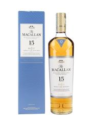Macallan 15 Year Old Fine Oak Triple Cask Matured 70cl / 43%
