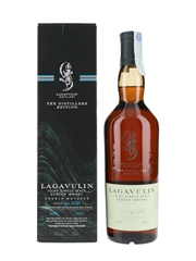 Lagavulin 2002 Distillers Edition Bottled 2018 70cl / 43%