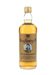 King George IV Bottled 1960s - The Distillers Agency 75cl