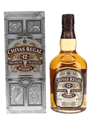 Chivas Regal 12 Year Old Bottled 2005 70cl / 40%