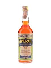 Aperol Barbieri Bottled 1970s 75cl / 11%