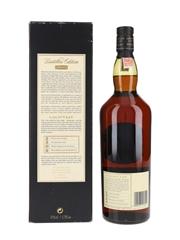 Lagavulin 1979 Distillers Edition  100cl / 43%