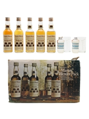 Master Blender Pack Bruichladdich, Glenfarclas, Invergordon, Macduff, Tomatin 5 x 37.8cl / 43.3%