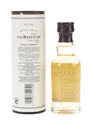 Balvenie 15 Year Old Single Barrel Bottled 1990s-2000s 5cl / 50.4%