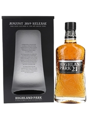 Highland Park 1998 21 Year Old August 2019 Release 70cl / 46%