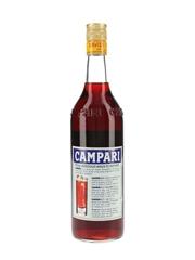 Campari Bitter Bottled 1980s 75cl / 23.6%