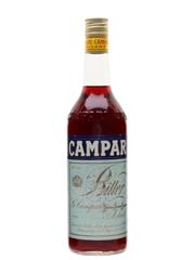 Campari Bitter Bottled 1980s 12 x 75cl / 23.6%