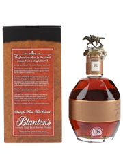 Blanton's Straight From The Barrel No. 1209 Bottled 2018 70cl / 64.8%