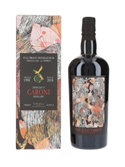 Caroni 1998 The Wild Parrot Single Cask WP98635 Bottled 2018 - Hidden Spirits 70cl / 63.5%