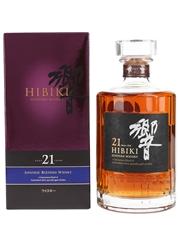 Hibiki 21 Year Old  70cl / 43%