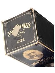 Jack Daniel's Old No.7 Bottled 1980s 100cl / 45%