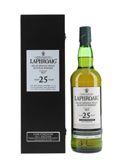 Laphroaig 25 Year Old 2011 Cask Strength Edition 70cl / 48.6%